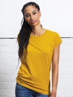 Mantis Organic Roll Sleeve sieviešu t-krekls