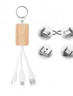 USB uzlādes kabeļi