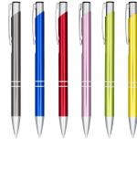 Alana metāla lodīšu pildspalva