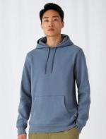 B&C King vīriešu džemperis ar kapuci