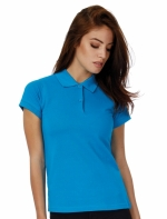 B&C Safran Pure sieviešu polo krekls