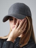 Beechfiel Melton villnas cepure ar nadziņu
