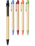 Berk otrreiz pārstrādāta pildspalva