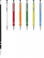 Cork matēta lodīšu pildspalva