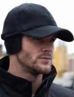 Flīsa ziemas cepure