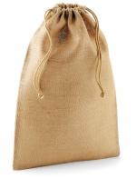 Jute Ziemassvētku dāvanu maisiņi