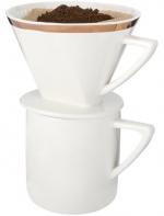 Kafijas krūze ar filtru