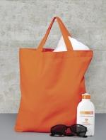 Kokvilnas maisiņi ar īsām lencēm