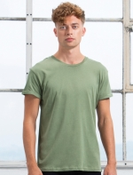 Mantis Organic Roll Sleeve vīriešu t-krekls