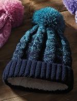 Ombre silta cepure