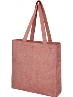 Pheebs 210 g / m² pārstrādātas kokvilnas maisiņš