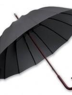 Poliestera lietussargs  ar 102cm diametru