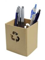 Recycled pildspalvu turētājs