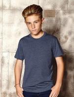 Russel HD elastīgs melanža t-krekls