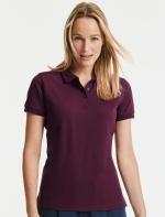 Russell Tailored Stretch sieviešu polo krekls