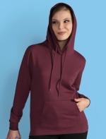 SG sieviešu džemperis ar kapuci