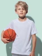 Steadman active raglan bērnu sporta krekls