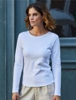 Tee Jays sieviešu Interlock Organic krekls