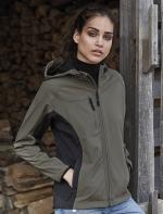 Tee Jays sieviešu softshell jaka