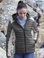 Tee Jays sieviešu virsjaka ar kapuci