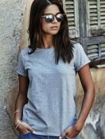 Tee jays t-krekls ar uzlocītām piedurknēm