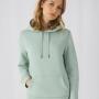 B&C Queen sieviešu džemperis ar kapuci
