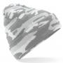 Beechfield Camo cepure