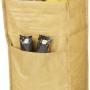 Mini brūnā papīra aukstuma soma