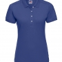 Elastīgs sieviešu polo krekls