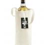 Fairtrade vīna pudeļu kokvilnas maisiņš