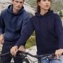 FOL klasisks sieviešu džemperis ar kapuci