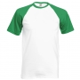 Fruit of the Loom Baseball vīriešu t-krekls