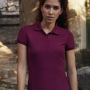 Fruit of the Loom Lady-Fit polo krekls