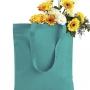 Kokvilnas maisiņi ar vidēja garuma lencēm