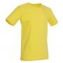 Morgan vīriešu t-krekls ar platu apkakli