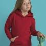 SG bērnu džemperis ar kapuci