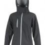 TX Performance sieviešu sporta jaka ar kapuci