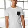 T-krekls ar kabatiņu