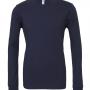 Unisex krekls ar garām piedurknēm