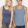 Unisex krekls bez piedurknēm