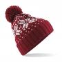 Ziemas auseklīšu cepure